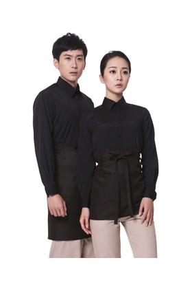 검정 긴팔셔츠(공용)