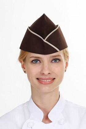 SOC-브라운 파이핑 헬로모자