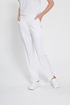 여성용 벨트형 흰바지 111